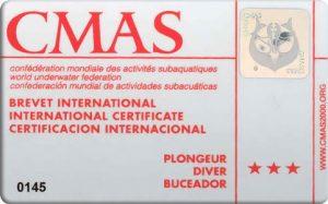 CMAS-diver-3-star