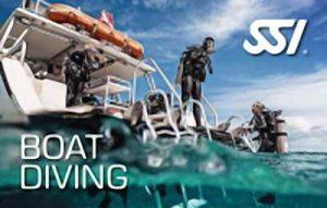 SSI-Boat Diving